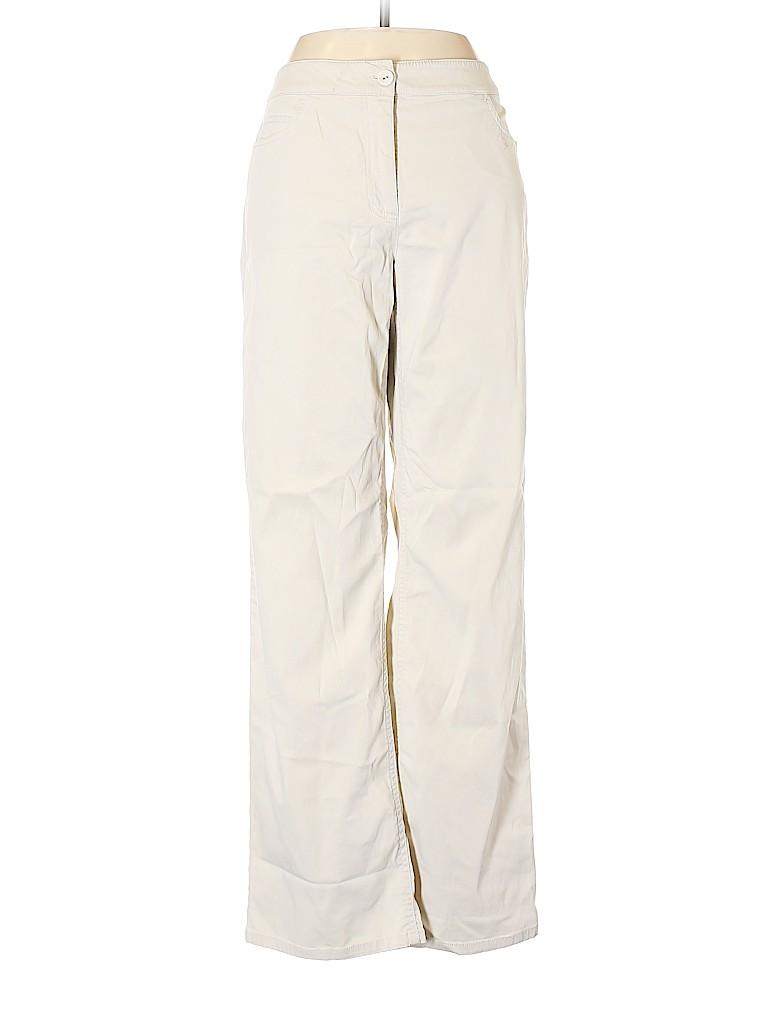 Eileen Fisher Women Khakis Size M