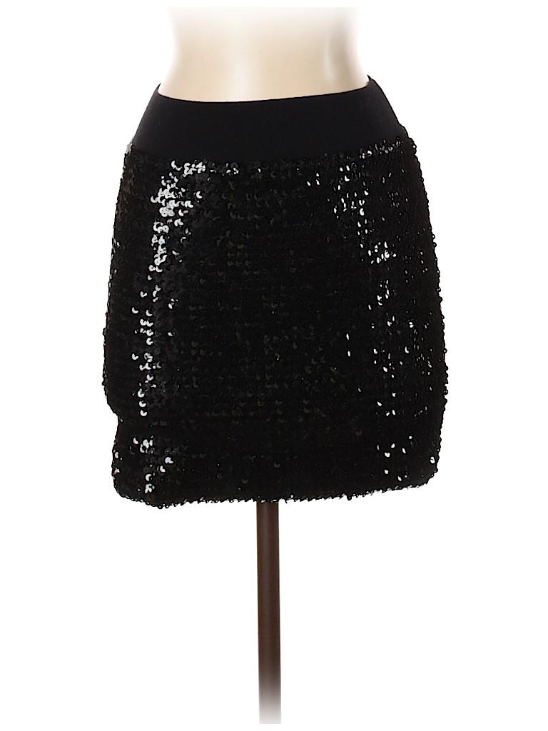 Lily White Women Formal Skirt Size XS