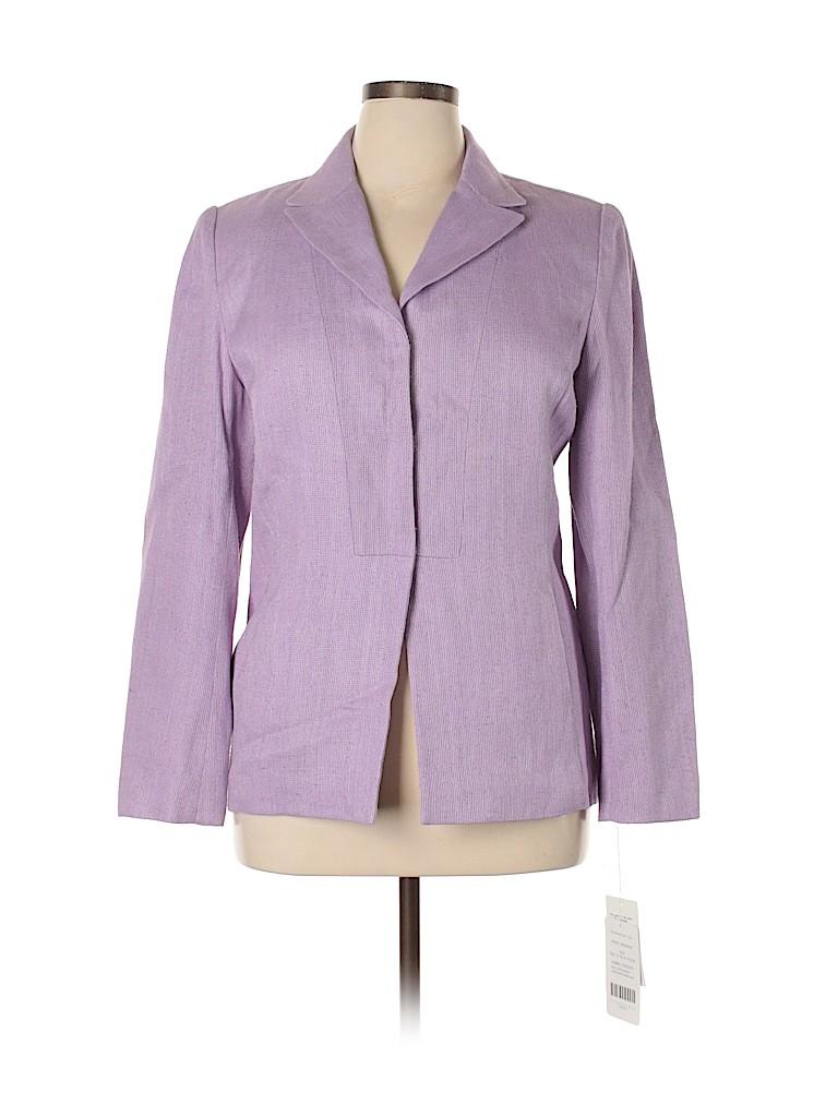 Carlisle Women Silk Blazer Size 14