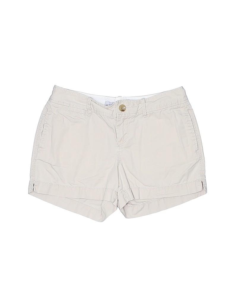Old Navy Girls Khaki Shorts Size 2