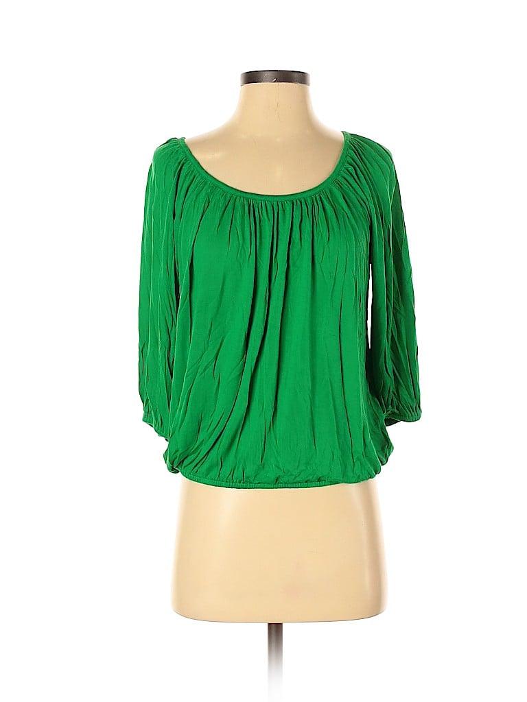 MICHAEL Michael Kors Women 3/4 Sleeve T-Shirt Size S