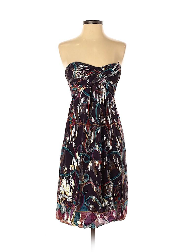 Nicole Miller Women Cocktail Dress Size 4