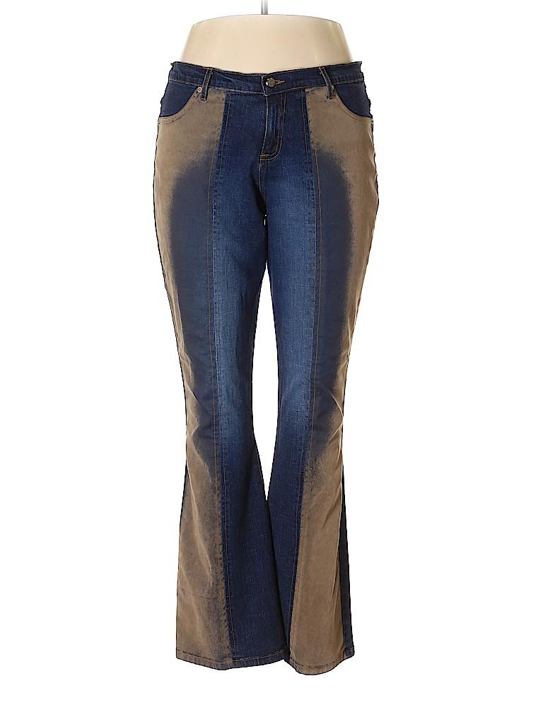 Watch L.A. Women Jeans Size 19