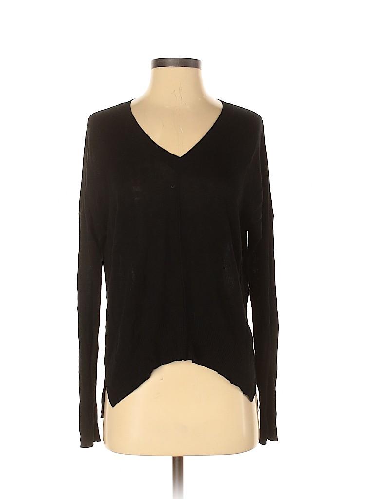 Aqua Women Pullover Sweater Size S