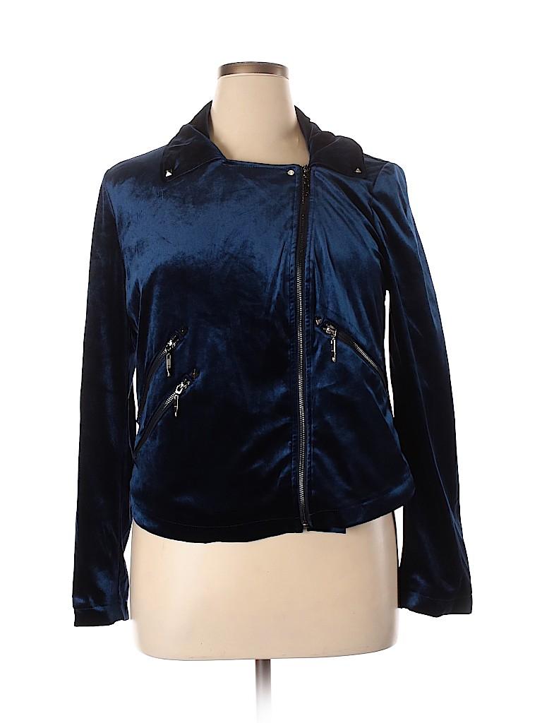 Belle Badgley Mischka Women Jacket Size XL