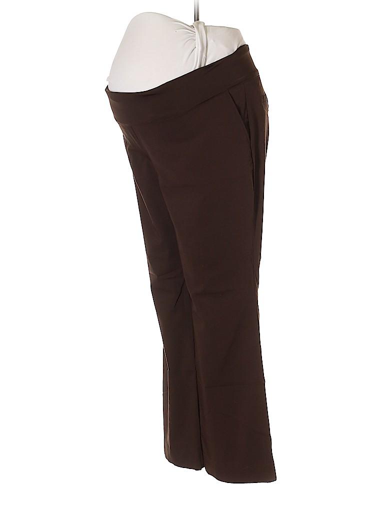 Liz Lange Maternity Women Dress Pants Size 10 (Maternity)
