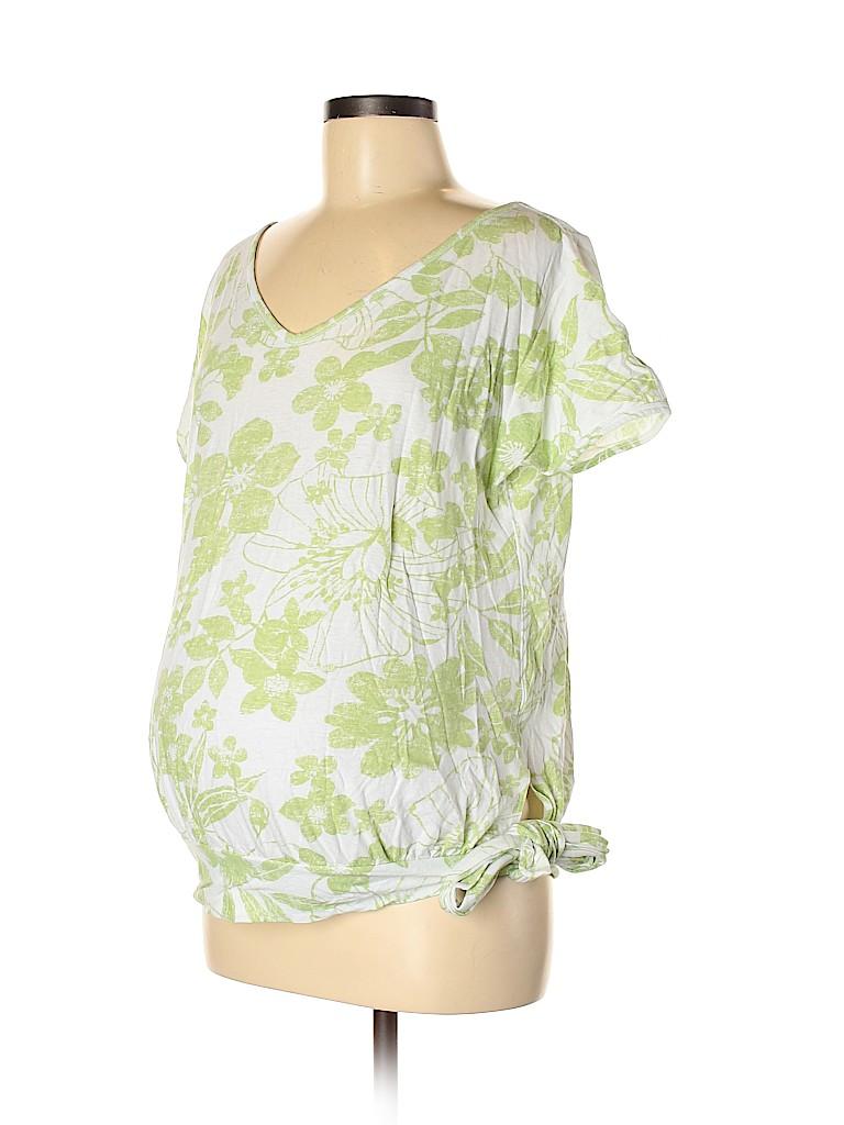 Gap - Maternity Women Short Sleeve Top Size M (Maternity)