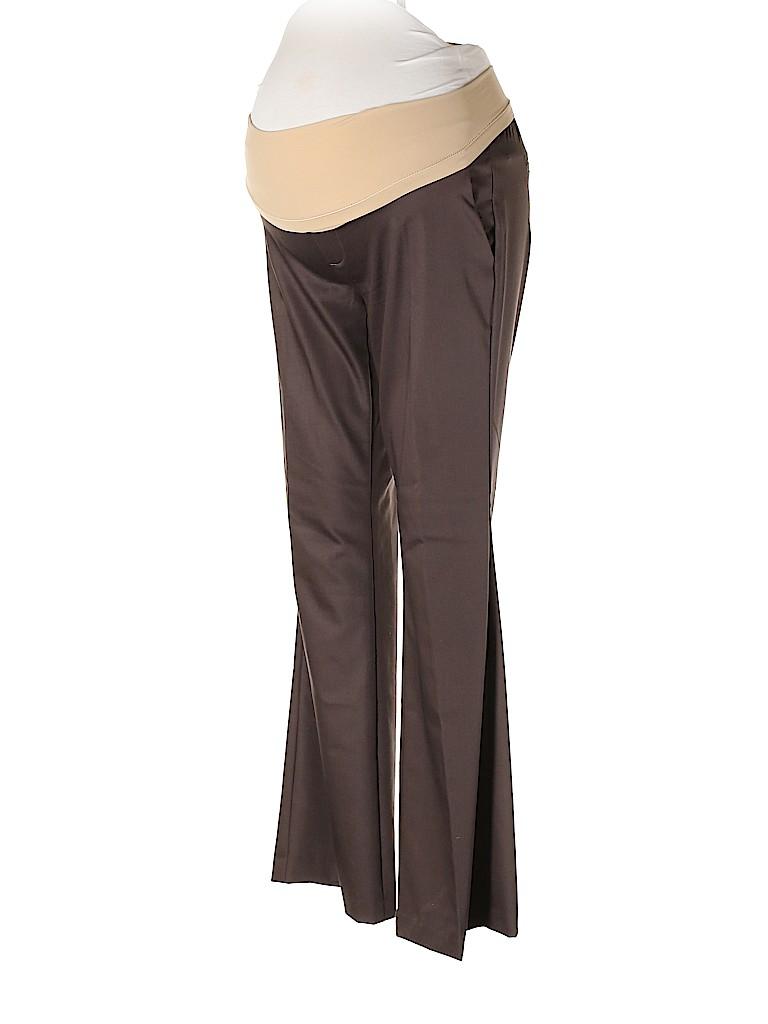 A Pea in the Pod Women Dress Pants Size M (Maternity)