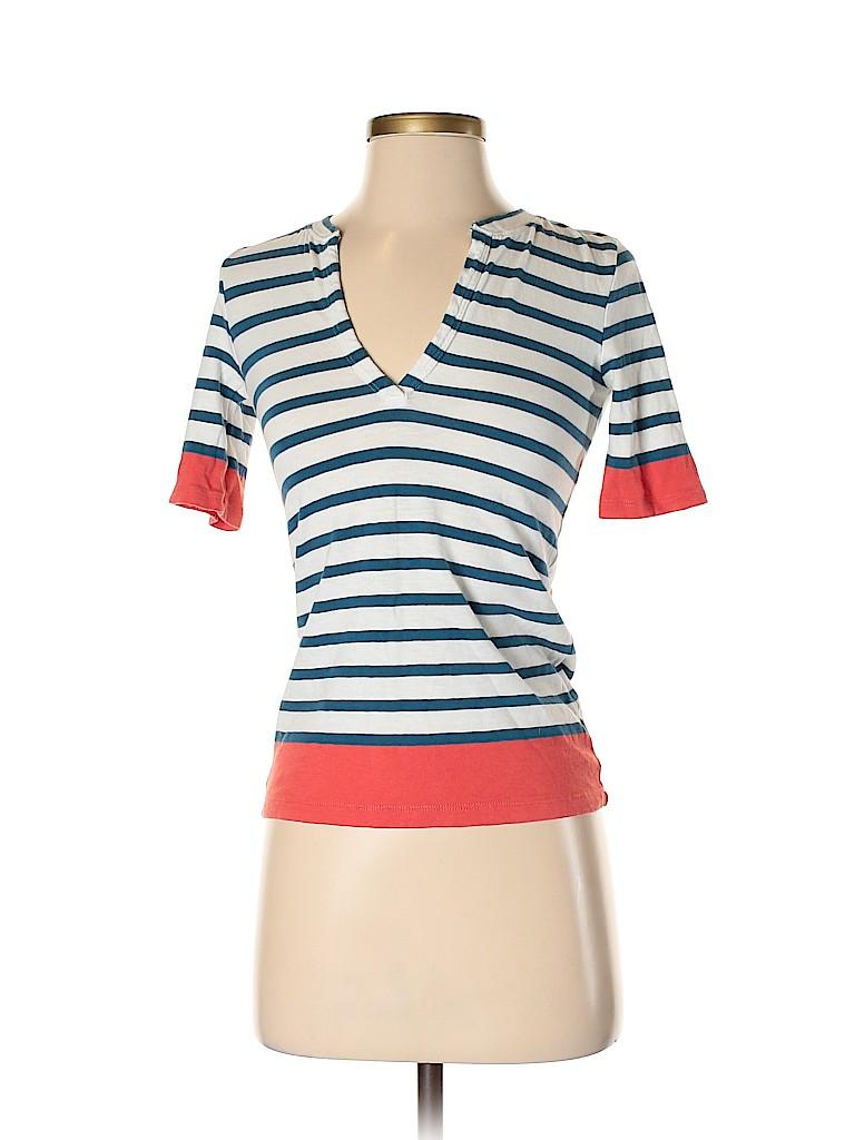 J. Crew Women Short Sleeve Top Size XXS