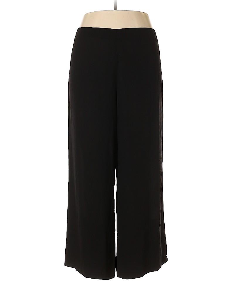 Eileen Fisher Women Dress Pants Size L