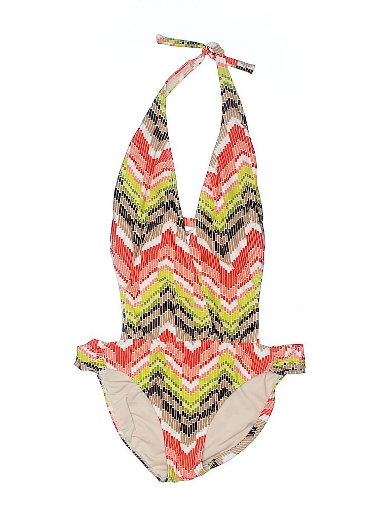 SABZ Swimwear Women One Piece Swimsuit Size L
