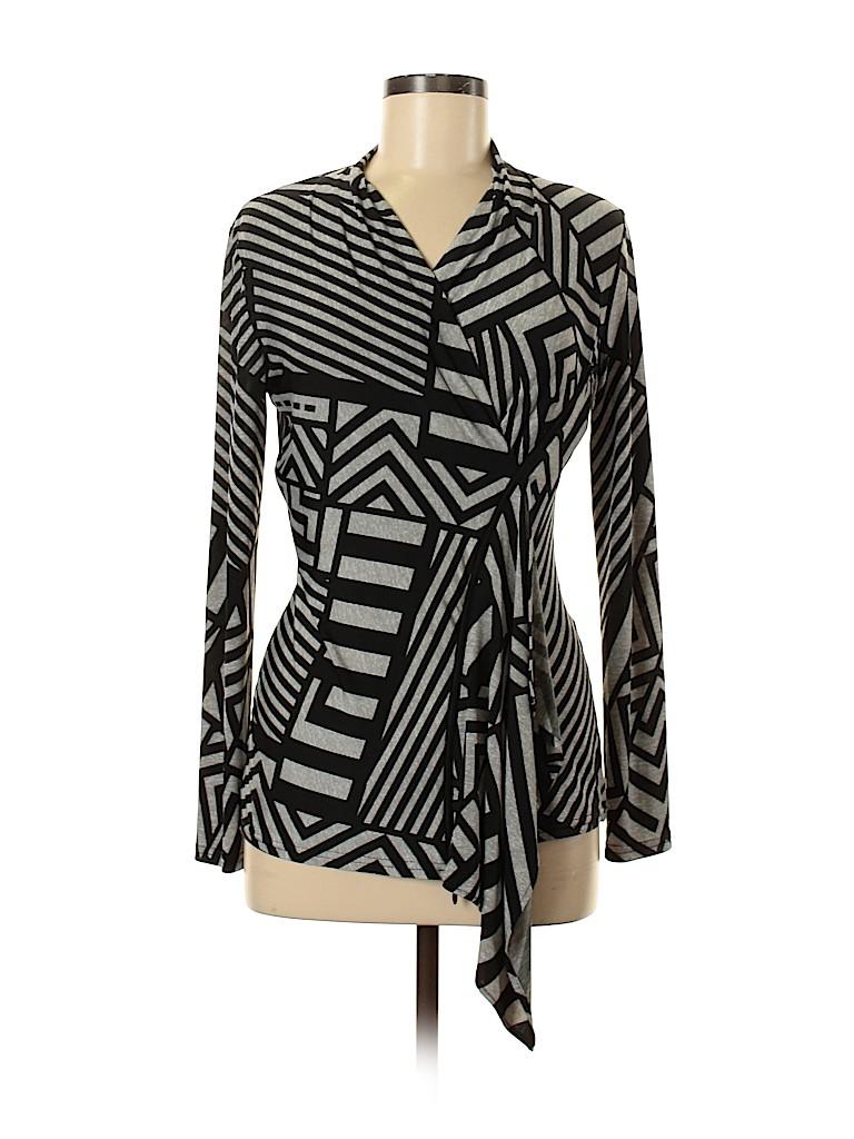 Joseph Ribkoff Women Long Sleeve Top Size 6