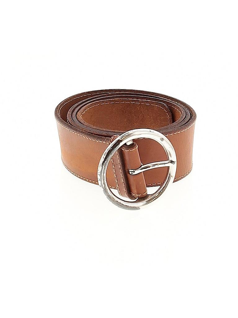 Amanda Smith Women Leather Belt Size XL