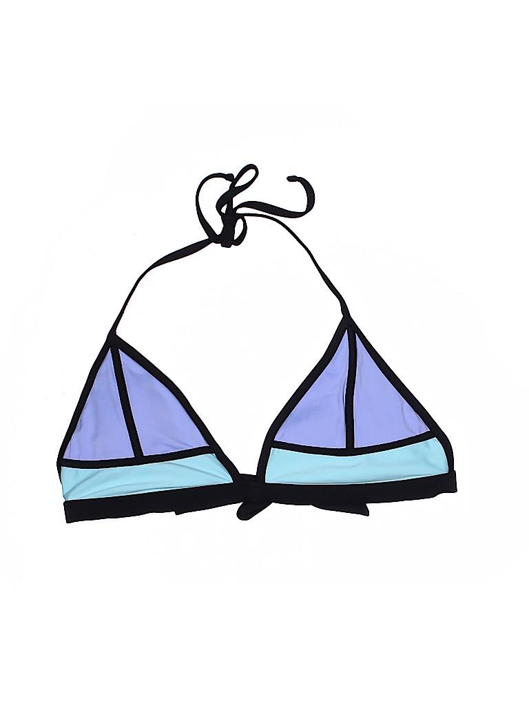 Xhilaration Women Swimsuit Top Size L