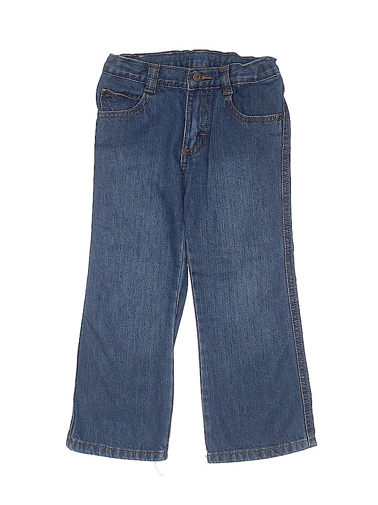 Wrangler Jeans Co Boys Jeans Size 4T