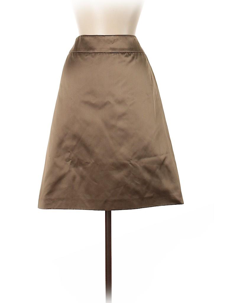 Carolina Herrera Women Silk Skirt Size 12