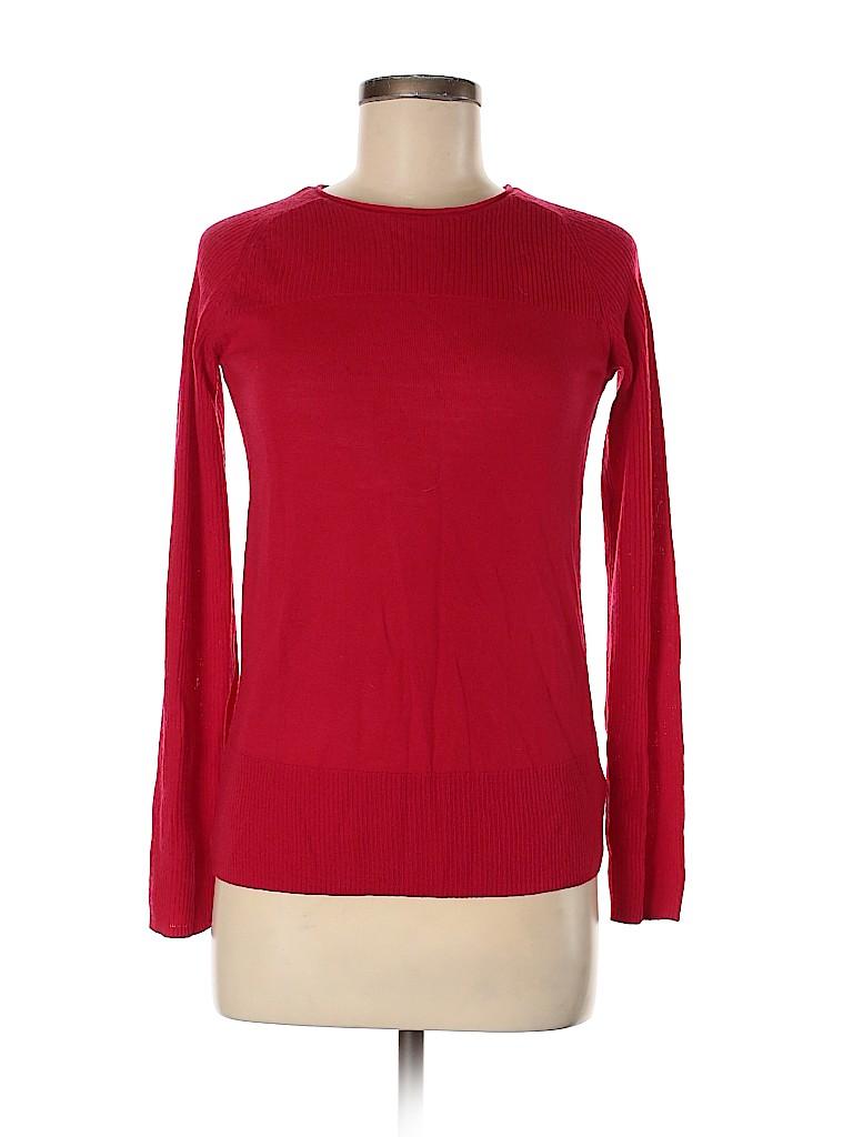 Ellen Tracy Women Wool Pullover Sweater Size M