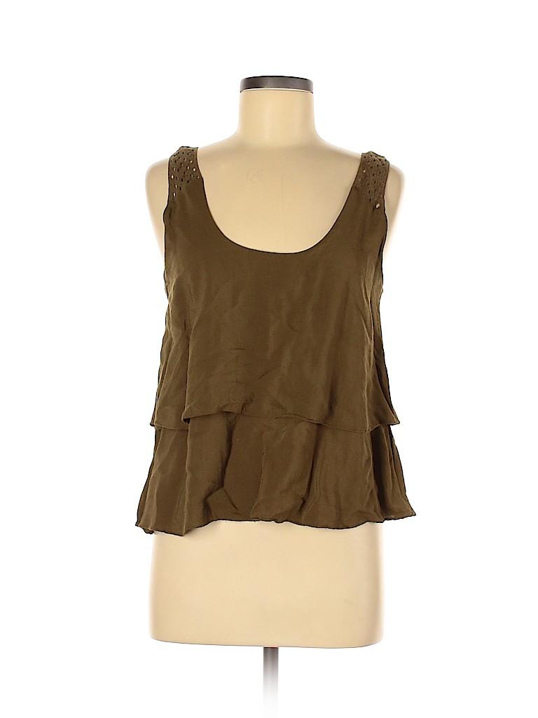 HD in Paris Women Sleeveless Blouse Size 6