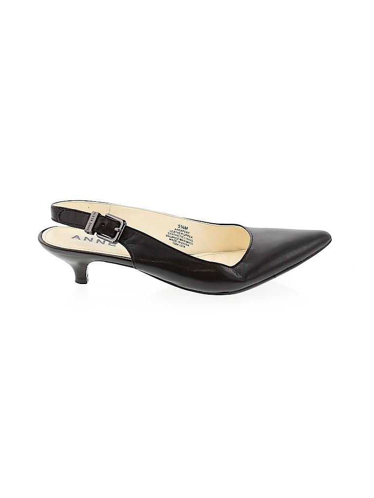 Anne Klein Women Heels Size 5 1/2