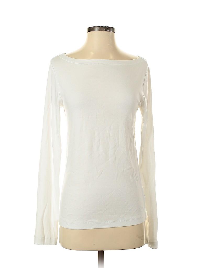 Gap Women Long Sleeve T-Shirt Size M