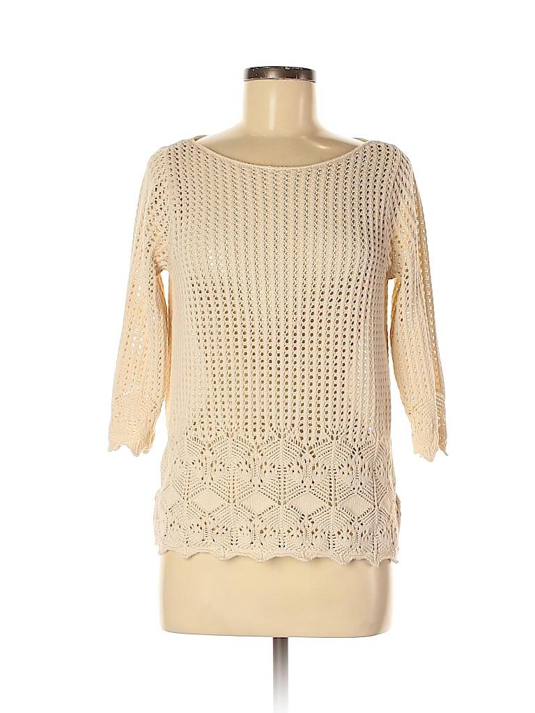 Jeane Pierre Women Pullover Sweater Size M