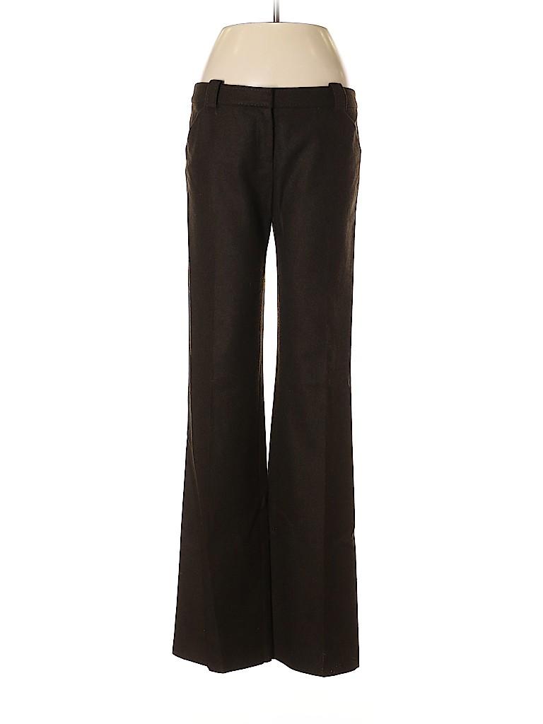 Proenza Schouler Women Wool Pants Size 8