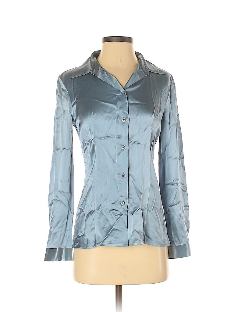 Prada Women Long Sleeve Blouse Size 40 (IT)