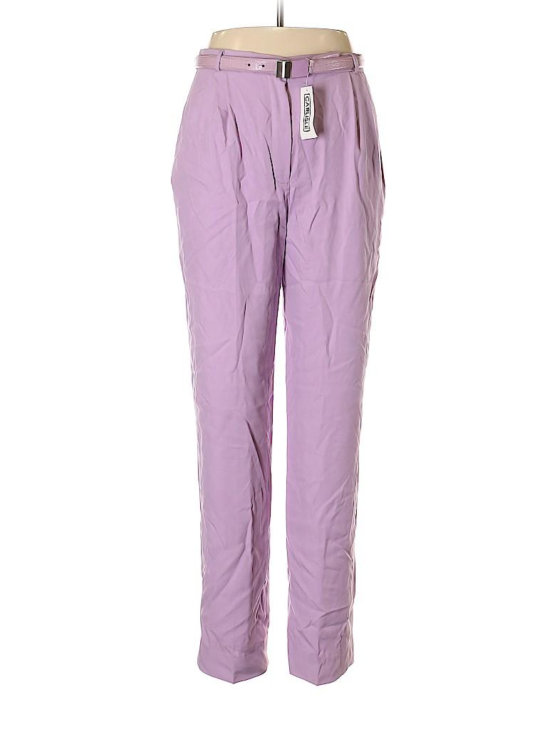 Carlisle Women Silk Pants Size 14