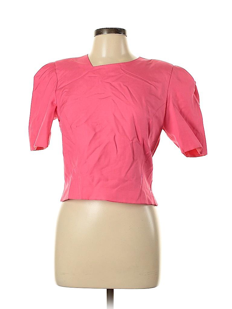 Doncaster Women Short Sleeve Blouse Size 12