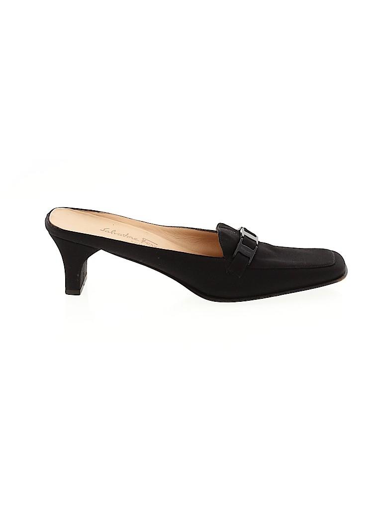 Salvatore Ferragamo Women Mule/Clog Size 8