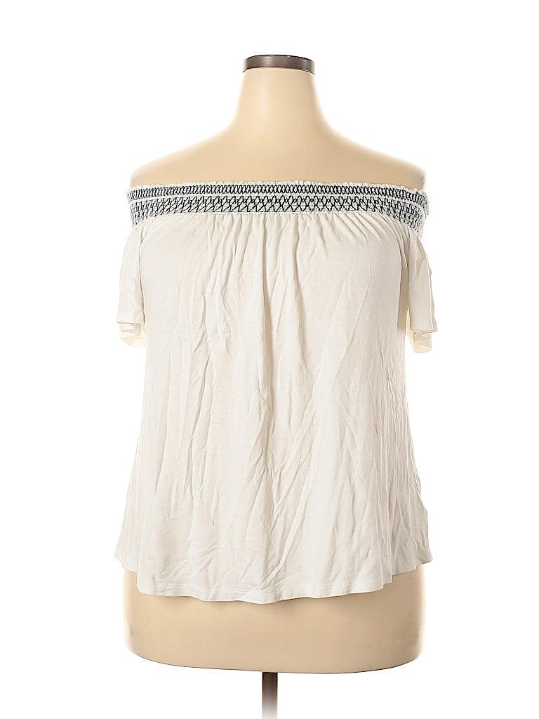 Old Navy Women Short Sleeve Top Size XL