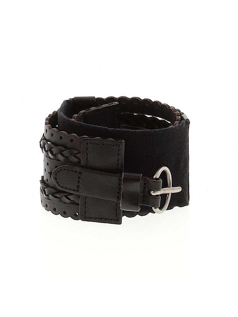 Linea Pelle Women Leather Belt Size S