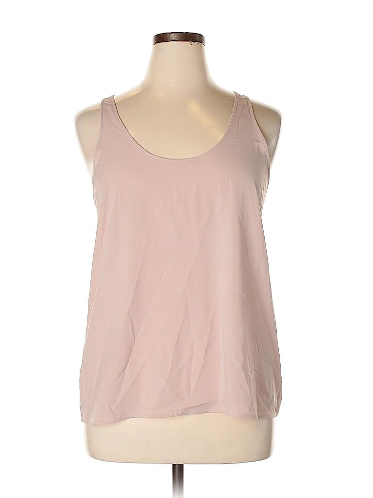 Frenchi Women Sleeveless Blouse Size XL