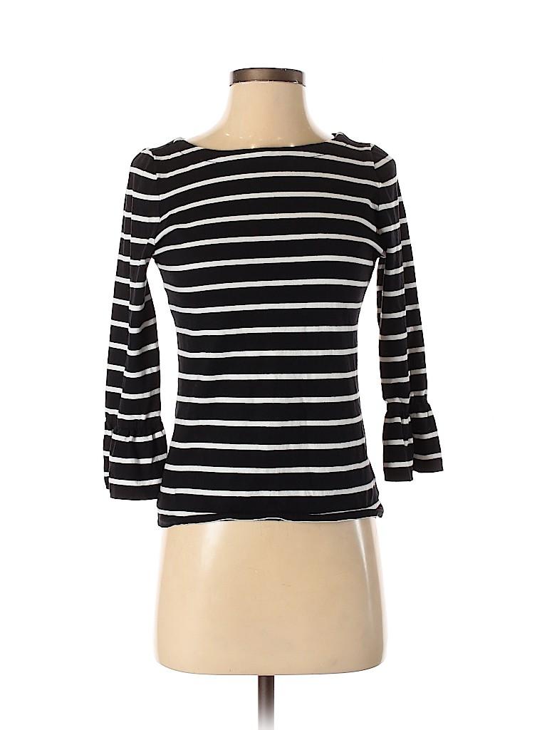 Broome Street Kate Spade New York Women 3/4 Sleeve T-Shirt Size XS