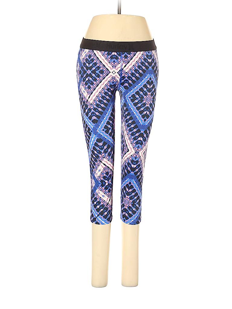 Hurley Women Active Pants Size M