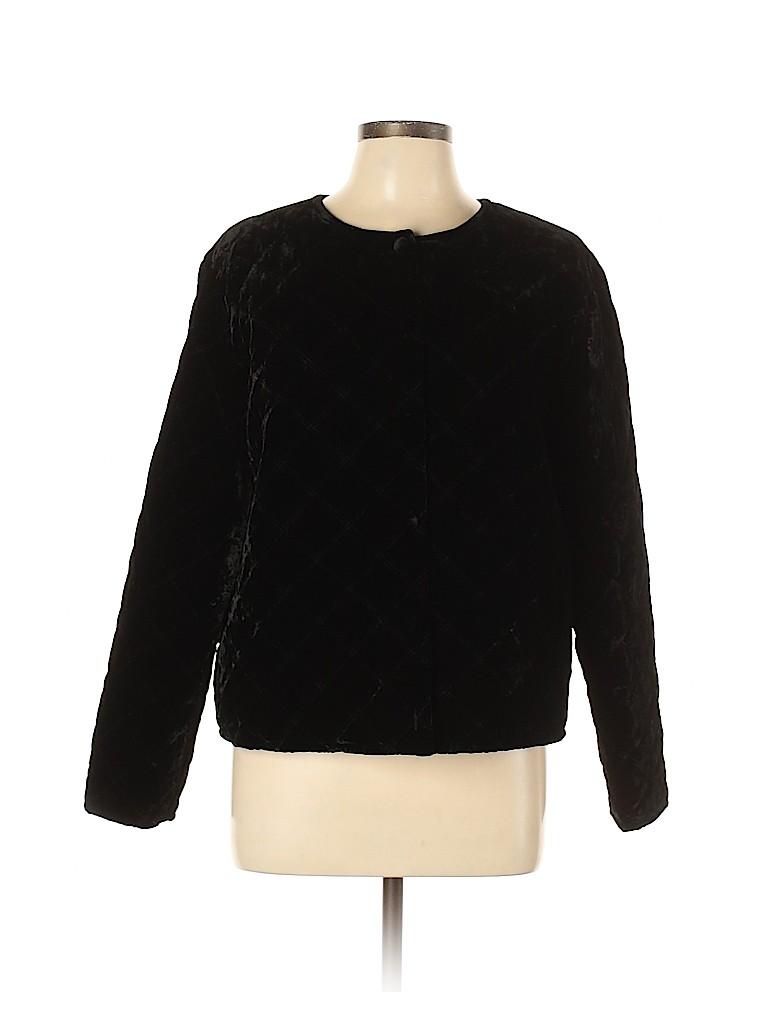 Eileen Fisher Women Cardigan Size L