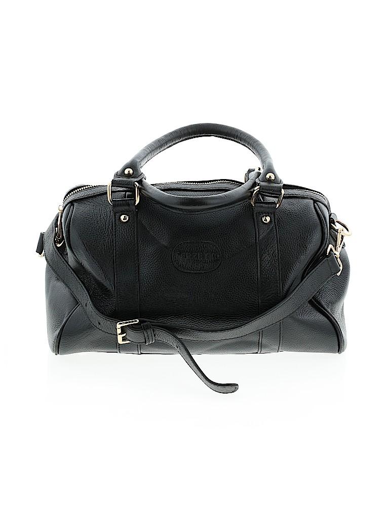 Terzetto Women Leather Satchel One Size