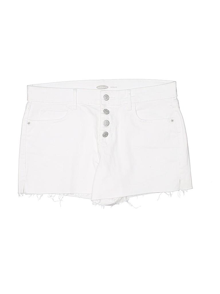 Old Navy Women Denim Shorts Size 10