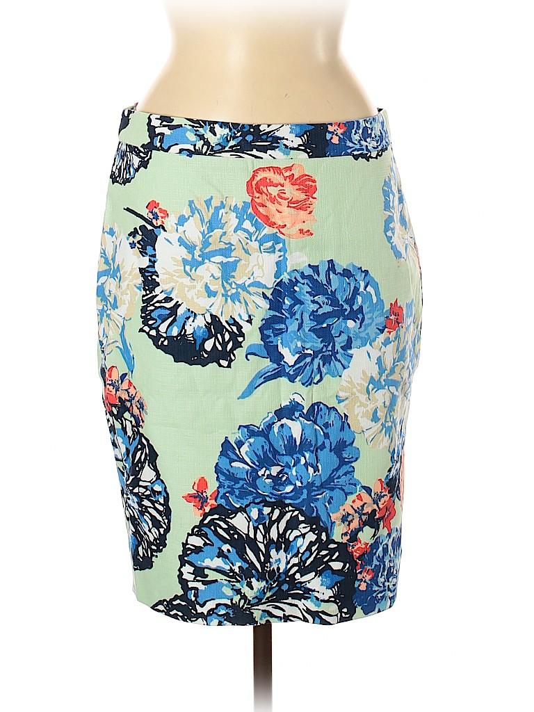 J. Crew Factory Store Women Casual Skirt Size 6