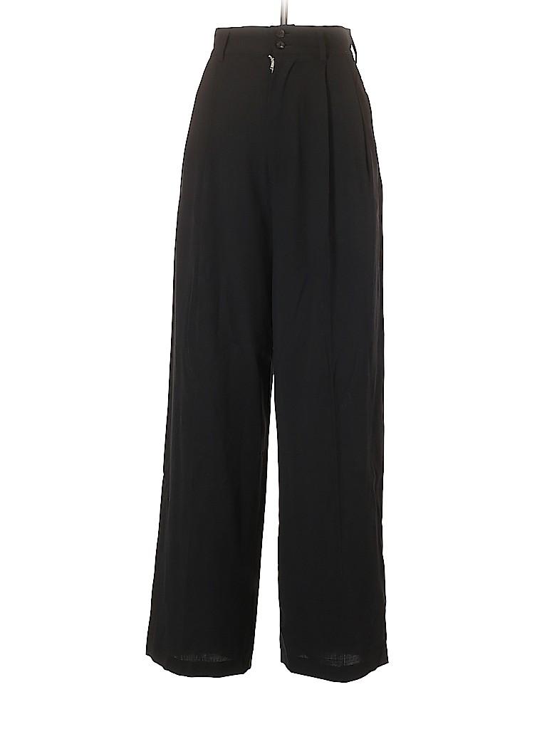 Yohji Yamamoto Women Wool Pants Size M