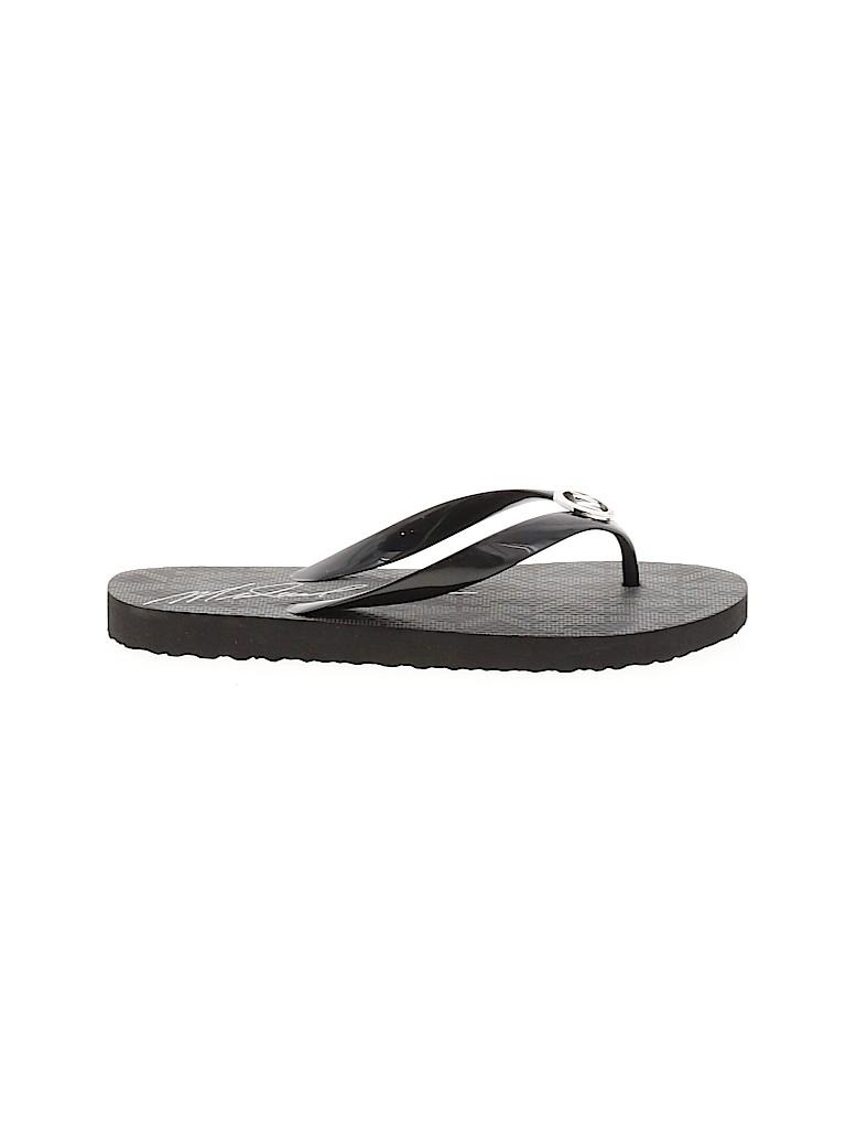 MICHAEL Michael Kors Women Flip Flops Size 7