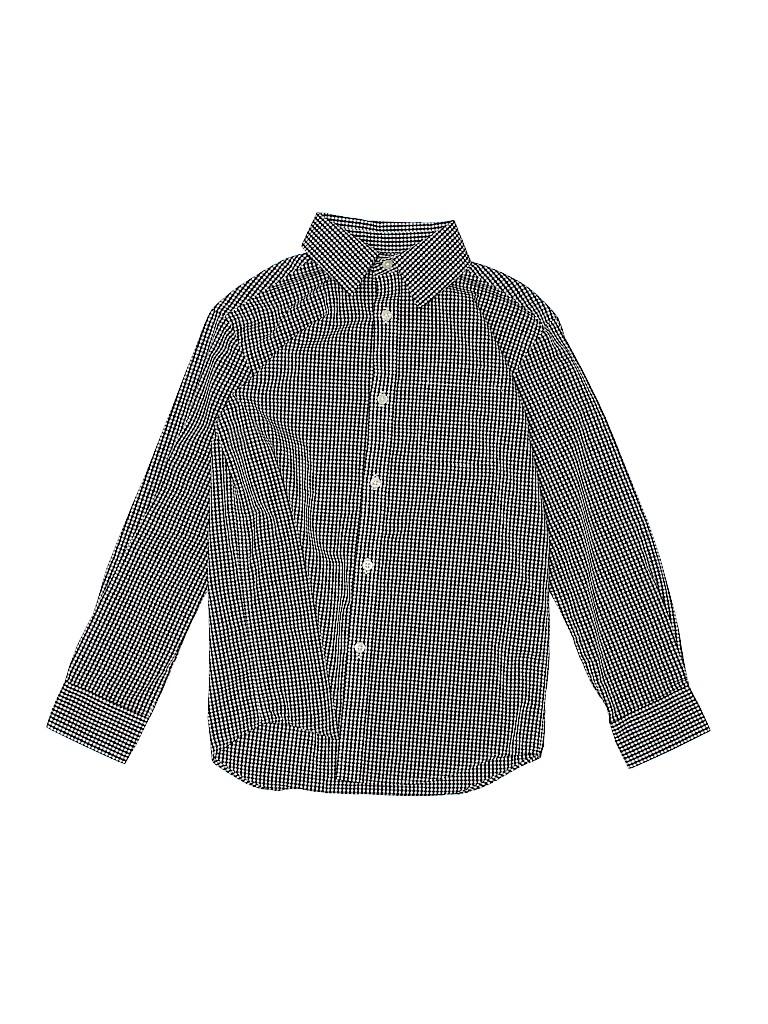 Cat & Jack Boys Long Sleeve Button-Down Shirt Size S (Kids)
