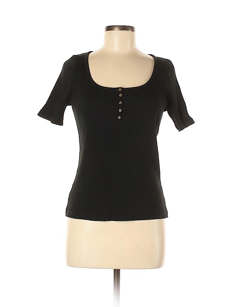 J. Crew Women Short Sleeve Top Size M