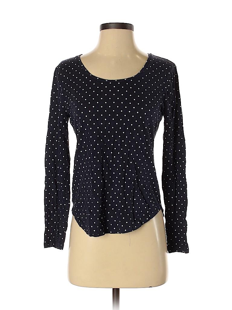 Ann Taylor Women Long Sleeve Top Size S