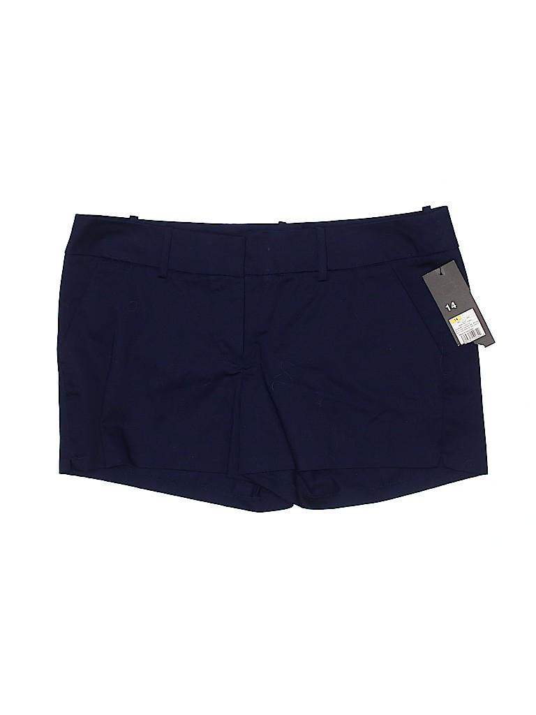 Mossimo Women Khaki Shorts Size 14