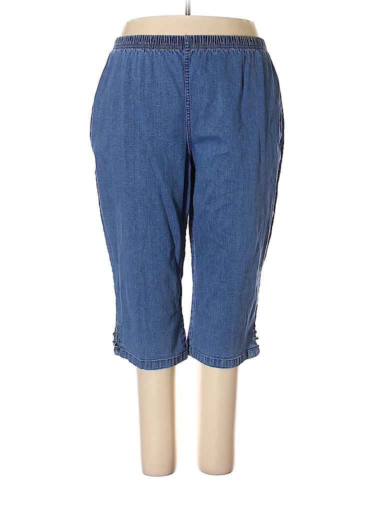 Croft & Barrow Women Casual Pants Size 3X (Plus)