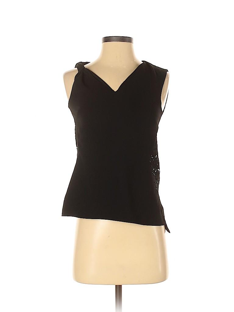 Ted Baker London Women Sleeveless Blouse Size 2 (0)