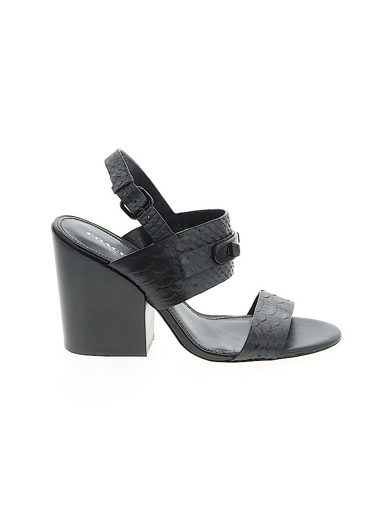 Coach Women Heels Size 9 1/2