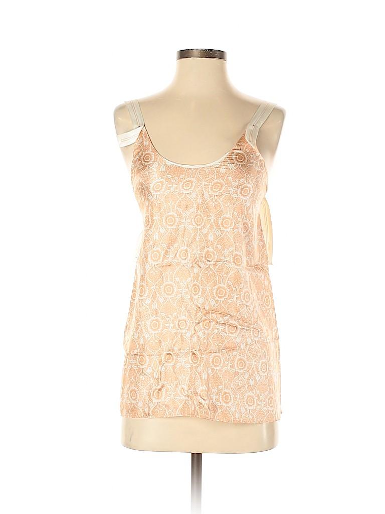 Helmut Lang Women Sleeveless Silk Top Size XS