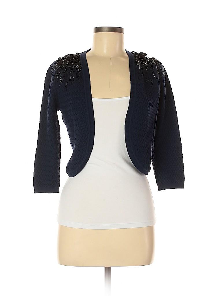 Carolina Herrera Women Wool Cardigan Size M